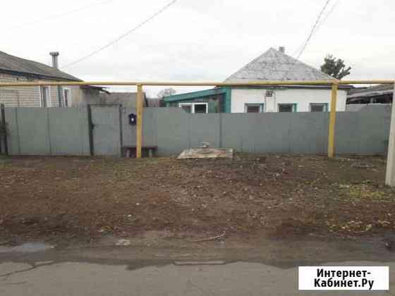 Дом 40 м² на участке 6 сот. Кантемировка
