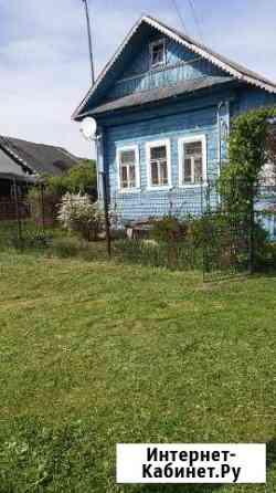 Дом 50 м² на участке 33 сот. Юрьев-Польский
