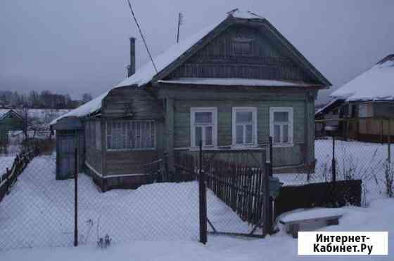 Дом 46 м² на участке 7 сот. Струнино
