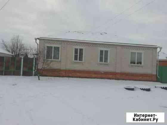 Дом 110 м² на участке 16 сот. Острогожск