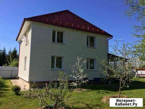 Дом 200 м² на участке 12 сот. Новопетровское