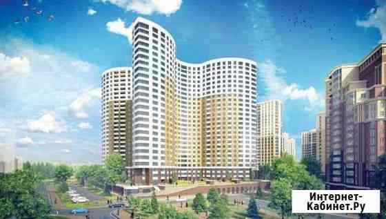 2-комнатная квартира, 61.7 м², 21/27 эт. Кудрово