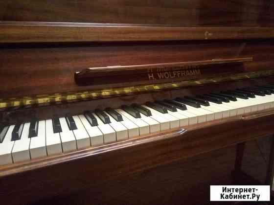 Продаю пианино Н.Wolfframm (Германия) Москва