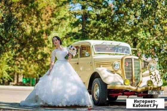 Ретро авто на свадьбу Краснодар
