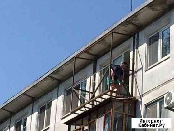 Окна балконы стройка Балаково