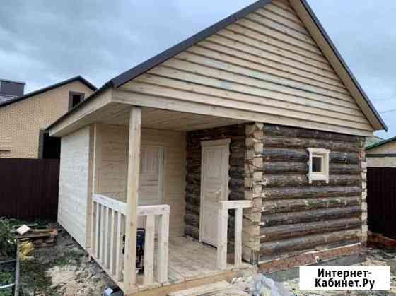 Строительство Бань Домов Под ключ Уфа