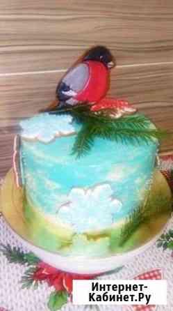 Вкусные тортики,торт на заказ. Капкейки,трайфлы, м Омск