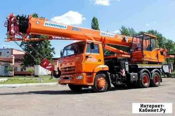 Аренда, услуги автокрана от 14 тонн до 160 тонн Темрюк