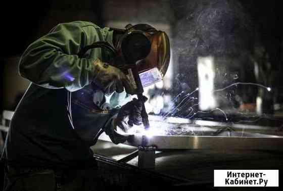 Изготовление металлоконструкций Москва