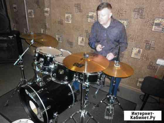 Уроки игры на ударных инструментах Тольятти