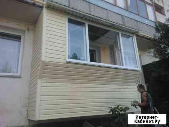 Качественный и красивый балкон / лоджия под ключ Севастополь