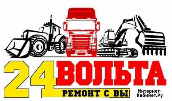 Автоэлектрик по грузовикам и спецтехникам 24 часа Мытищи
