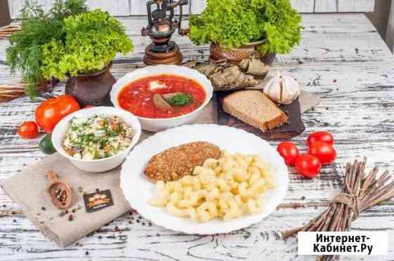Доставка обедов в офис Краснодар