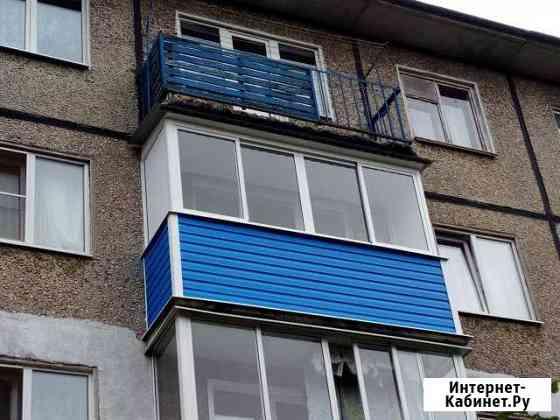 Остекление окон, балконов и лоджий под ключ Владимир