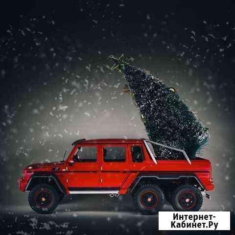 Новогодний подарочный набор Челябинск