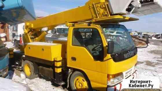 Японская автовышка агп-15м. + Монтажные работы Самара