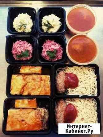 Комплексные обеды с доставкой Москва и мо Москва