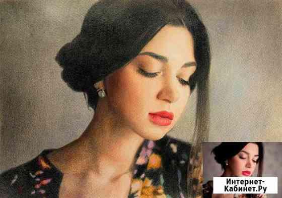 Портреты Пенза, картины, шаржи на заказ по фото Пенза