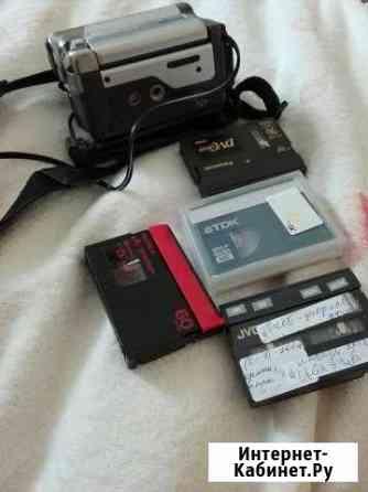 Оцифровка (перенос) видеозаписей с mini DV кассет Кызыл