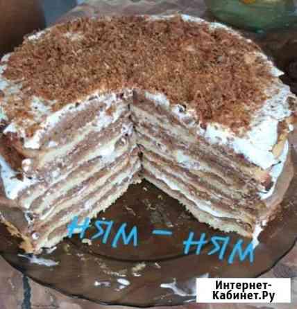 Домашние торты Абакан