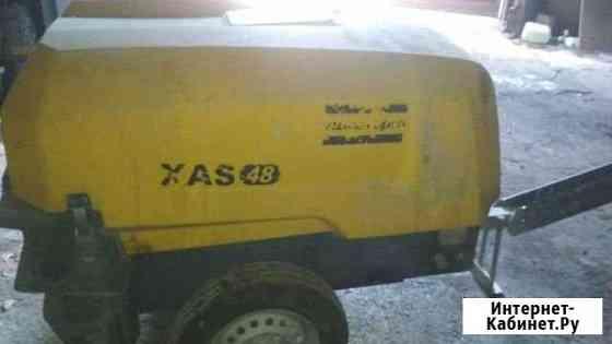 Аренда компрессора Atlas Copco XAS 48 Мытищи