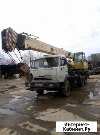 Услуги Автокрана 25т.22м Рамонь