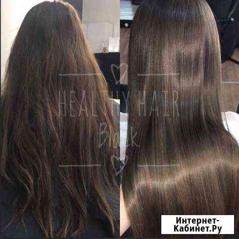 Кератиновое выпрямление и ботокс волос Новочеркасск