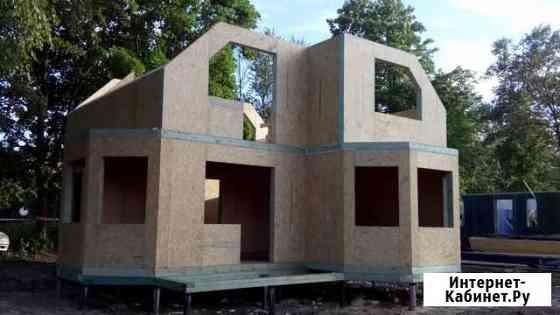 Дома из сип панелей Саратов