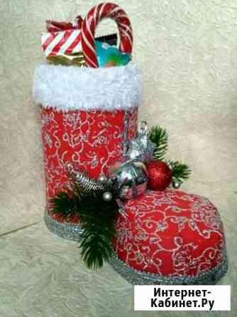 Букеты с конфетами и сладкие подарки Дзержинск