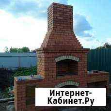 Кладка и ремонт :барбекю,печей,каминов Рамонь