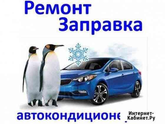 Заправка автокондиционеров Мичуринск