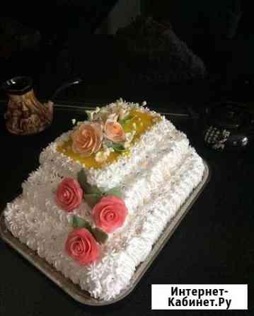 Вкусные,домашние торты на заказ Готовлю на заказ Санкт-Петербург