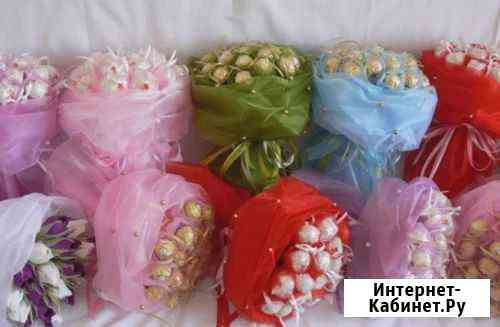 Букеты из конфет Невинномысск