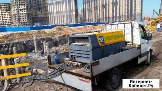 Аренда компрессора отбойных молотков бетоноломов Москва