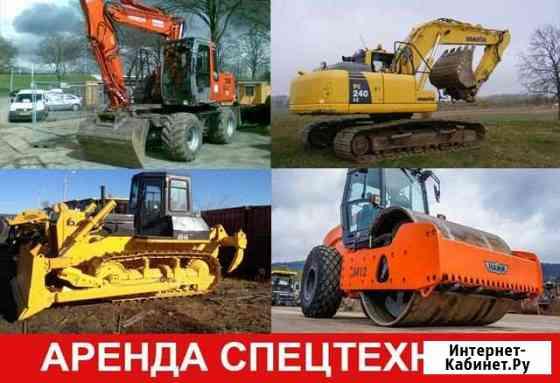 Аренда (услуги) спецтехники, г. Иваново и область Иваново