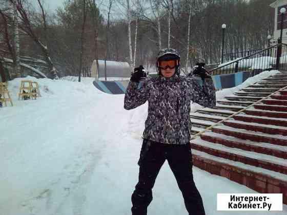 Инструктор по сноуборду для начинающих Тольятти