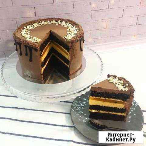 Домашние торты и не только Краснодар