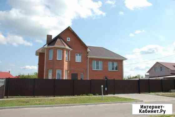 Дом 204 м² на участке 10 сот. Отрадное
