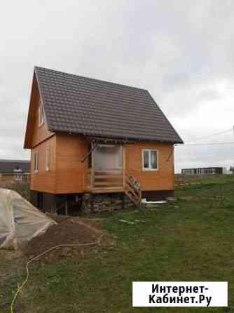 Дом 80 м² на участке 18 сот. Новопетровское