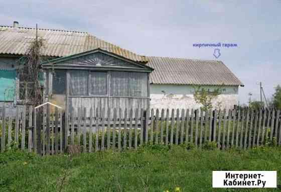 Дом 60 м² на участке 9 сот. Верхняя Тишанка