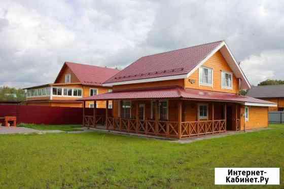 Коттедж 250 м² на участке 15 сот. Нижний Новгород