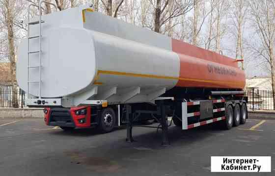 Цистерна для перевозки нефтепродуктов «CLPC» 40м3 3 оси Хабаровск