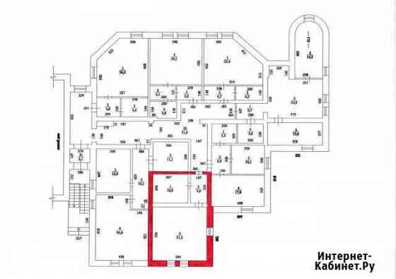 Своб. планировка, 47 м², 3/3 эт. Сухой Лог