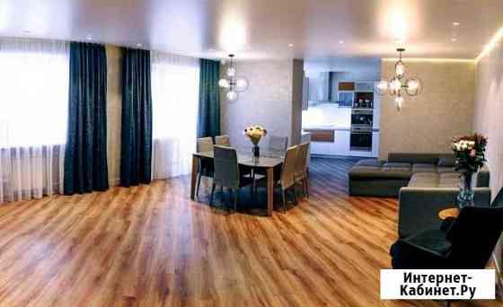 8-комнатная квартира, 213.8 м², 5/5 эт. Иркутск