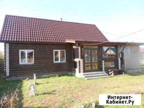 Дом 126.4 м² на участке 9.4 сот. Новосибирск