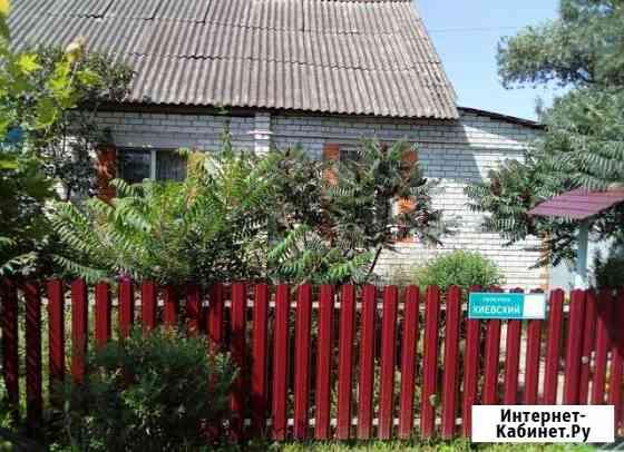 Дом 60 м² на участке 6 сот. Брянск