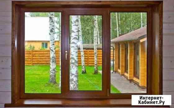 Пластиковые окна, двери и балконы с монтажом Краснодар