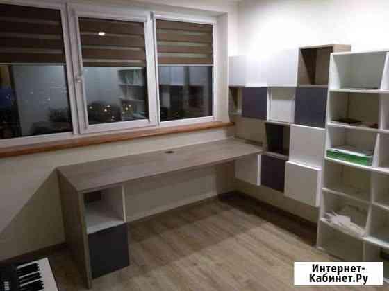 Кухни и любая корпусная мебель на заказ Тюмень