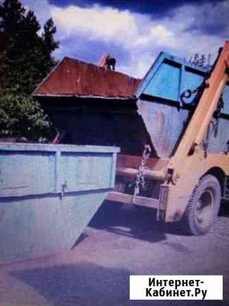 Вывоз мусора, уборка снега Киевский