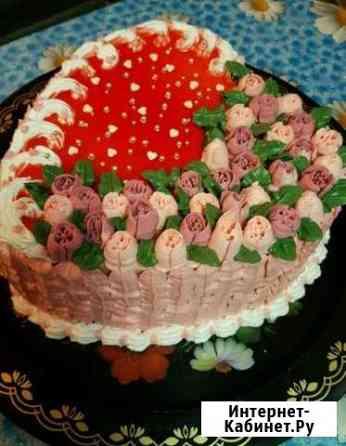 Делаю домашние торты на заказ.фото мои работы Саратов